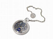 Audemars Piguet Quantieme Perpetual Pocket Watch, Around 1990
