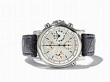 Ulysse Nardin Rattrapante Chronograph, Switzerland, Around 2005