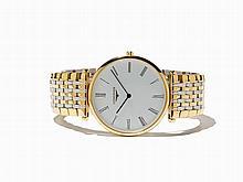Longines Le Grande Classique Wristwatch, Ref. L4.709.2, C. 1995