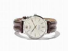Longines Flagship Vintage Wristwatch, Switzerland, C. 1962