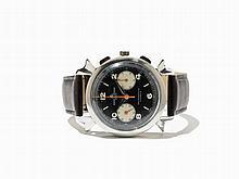 Baume & Mercier Fancy Lugs Chronograph, Switzerland, C. 1960