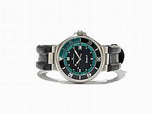 Baume & Mercier Formula S Wristwatch, Switzerland, C. 1990