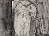Louis Marcoussis, Guillaume Apollinaire, Etching, 1912-20, Louis Marcoussis, €15,000