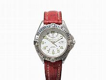 Breitling Colt Wristwatch, Ref. A 57035, C. 1998
