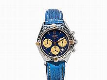 Breitling Sextant Chronograph, Ref. B 55047, C. 1996