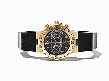 Bulgari Scuba Wristwatch, Ref. SC 38 G, Switzerland, C. 2008