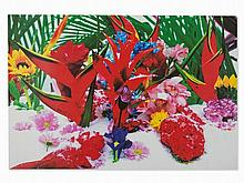 Marc Quinn, Heliconia, From: Winter Garden, Pigment Print, 2004