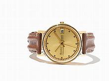 Bulova Ambassador Wristwatch, Switzerland/USA, Around 1970
