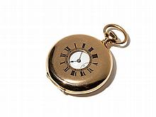 Patek Philippe Half Hunter, Pocket Watch, Switzerland, 1897