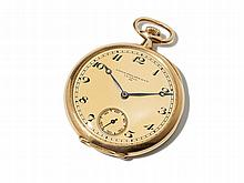 Patek Philippe Pocket Watch, Switzerland, Around 1930