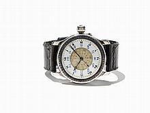 Longines Weems Oversize Pilot's Wristwatch, C. 1937
