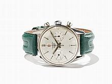Heuer Carrera 45 Dato Chronograph, Ref. 3147, Around 1965