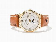Maurice Lacroix Full Calendar Wristwatch, Switzerland, C. 1980