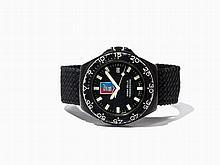 Breitling Colt Military Wristwatch, Switzerland, Around 1982
