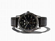 Zodiac Full Calendar Wristwatch, Switzerland, Around 1956