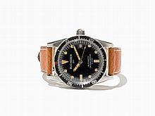 Bucherer Diver's Watch, Switzerland, Around 1965