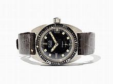 Avia Marino Diver's Watch, Switzerland, Around 1955