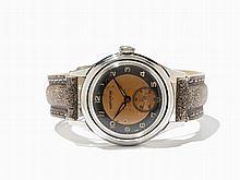 Longines Vintage Wristwatch, Switzerland, Around 1944