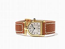 Cartier Cloche Women's Watch, Switzerland, Around 1985