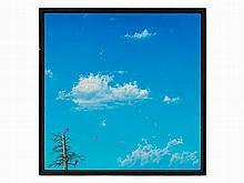 Alexander Zakharov (b. 1960), Seventh Heaven, Acrylic, 2006