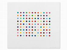 Damien Hirst, Doxylamine, Signed Etching in Colors, 2007