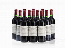 12 Bottles 1989 Château Cheval Blanc, Saint-Émilion