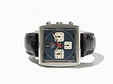 Heuer Monaco Chronograph, Ref. 73633, Switzerland, Around 1975
