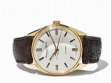 IWC Automatic Men's Wristwatch, 18K gold, Switzerland, c. 1960