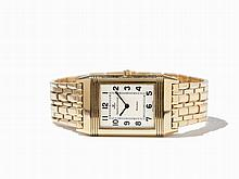 Jaeger LeCoultre Reverso Wristwatch, Switzerland, Around 2005