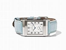 Jaeger LeCoultre Reverso Wristwatch, Switzerland, Around 2000