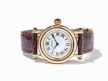 Cartier Diablo Women's Watch, Switzerland, Around 2000