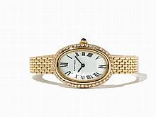 Cartier Baignoire Women's Watch, Switzerland, Around 1995