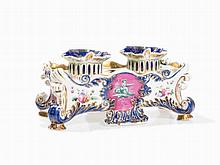 Safronow, Writing Set, Moscow, 1st Half 19th C.