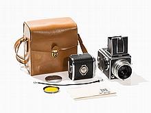 Hasselblad 1000F, SLR Camera, Sweden, 1952/57