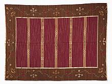 Swedish Kilim Carpet, circa 1960