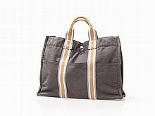 Hermes, Fourre Tout Handbag, Ginza Edition, 2001