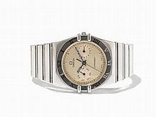 Omega Constellation Men's Watch, Switzerland, Around 1995