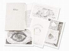 Max Ernst, Histoire Naturelle, Portfolio, 1972