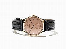 Longines Gold Vintage Wristwatch, Switzerland, C. 1950