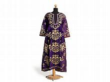 Court Kaftan with Gold Embroidery, Ottoman Empire, 19th C