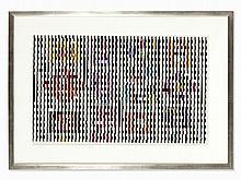 Yaacov Agam (b. 1928), Composition Cinétique, France, c. 1980