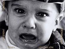 Robert Barry (b. 1936), Multiple, Crying Baby, USA, 1993