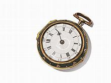 Farr Spindle Pocket Watch, England, c. 1850