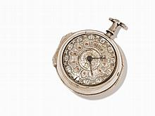 Thomas Miller Spindle Pocket Watch, c. 1770