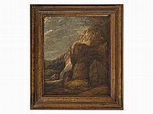 Allart van Everdingen, Attributed, Norwegian Landscape, 17th C