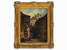 Jan Michiel Ruyten (1813-1881), Antwerp, Belgium, circa 1840
