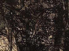 Karl Fred Dahmen, Aquatint and Dry Point, 'Terra Magica', 1964