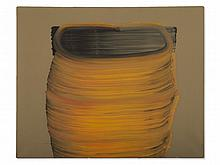 Song Hyun-Sook (born 1952), Painting, '5 Brush-strokes', 2007