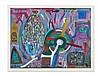 Al & Beck Hansen, Abstract Composition, 1993
