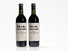 2 bottles 1989 Château Lafon-Rochet, Saint-Estèphe